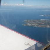 Yak aircraft ferrying